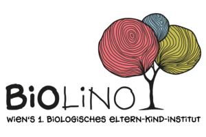 Das Logo des Kinderinstituts Biolino